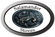 The Hobbit back boiler option - Salamander StovesLogo