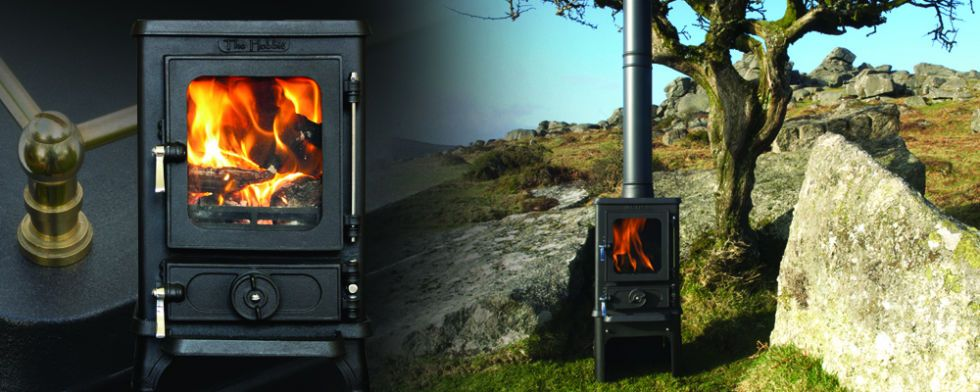 small stoves for small spaces - the hobbit stove