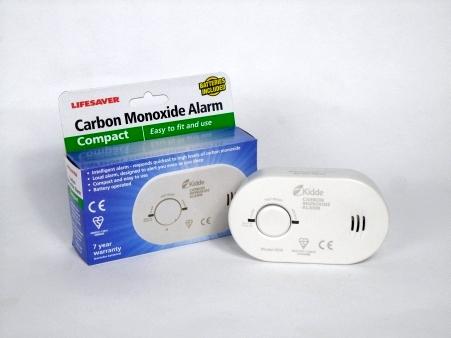 small stove accessories - hobbit carbon monoxide alarm