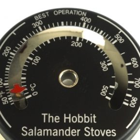 small stove accessories - hobbit thermometer