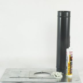 small stoves installation kit - hobbit existing chimney kit
