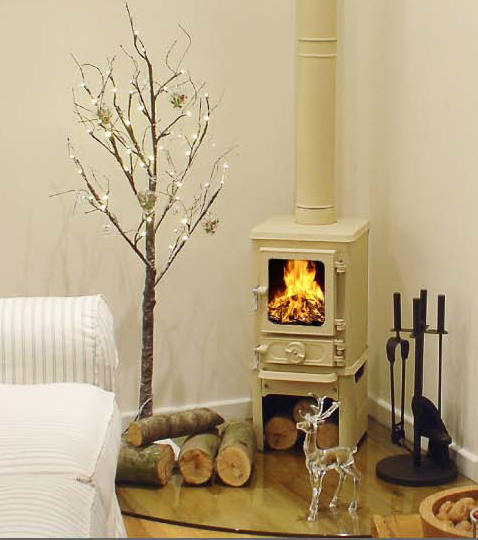 Garden room fitting kits for small stoves - Wood burning stoves for small spaces gallery ...