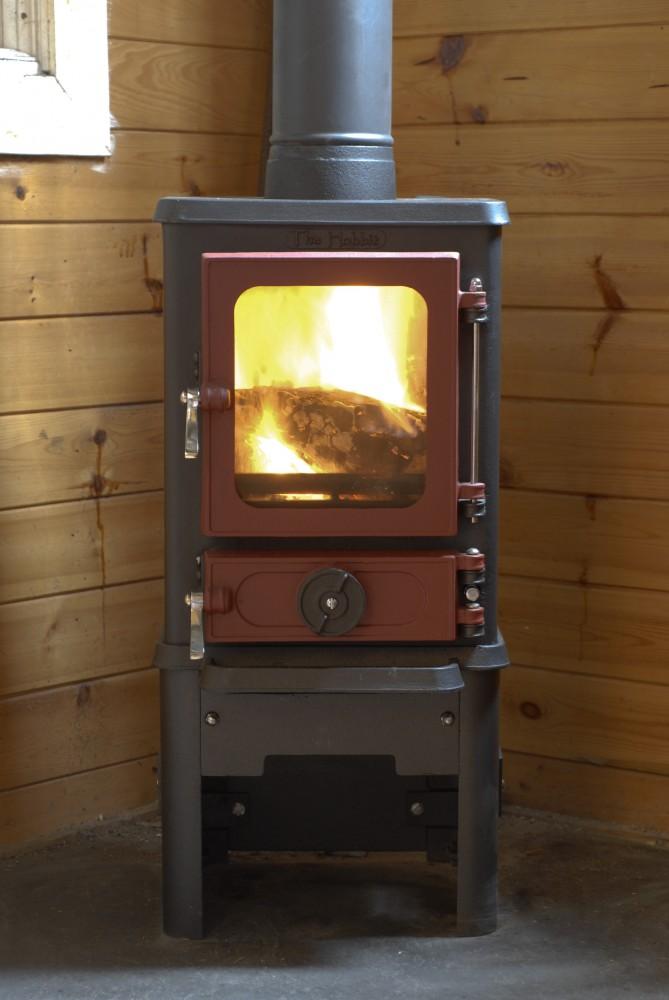 Salamander stoves portfolio categories summer houses for Salamander stoves