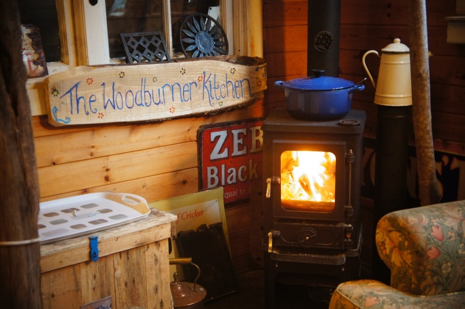 The WoodBurner Kitchen Blog
