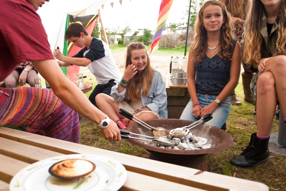 Camping and Festival Grill - Toas-tite
