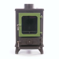 The Hobbit stove - EMERALD GREEN