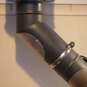 Stove Flue Parts