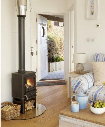 garden room stove