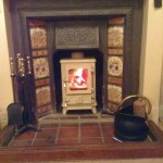 Customer Fireplace