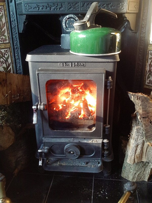 The Hobbit Small Stove Testimonials