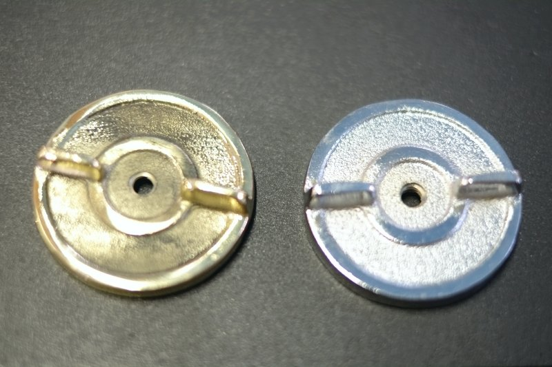 Small Stove AirFlow Wheel