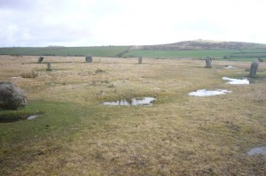 ancient stone circles