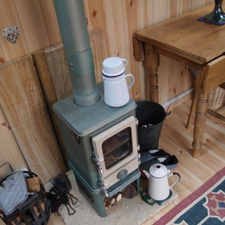 The She Shed - The Small Space Of Your Own. Small Wood Burning Stove ... - Small Wood Stove For Shed WB Designs