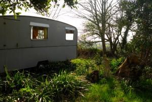 stove for a caravan