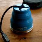stove top power generator - the minio