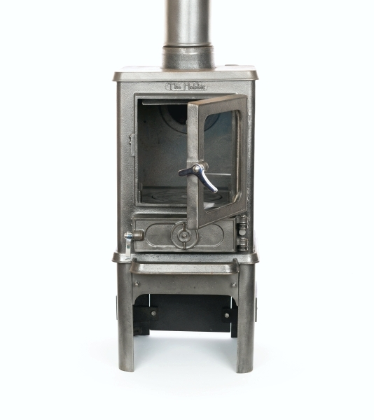 Steam Punk Small Stove Finish Is Now Available At