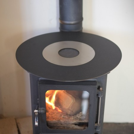 cooking off grid on a small stove
