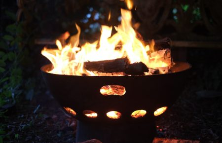 tiny wood stove cookery