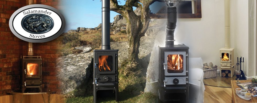 Salamander Tiny Hobbit Stove - stoves for small spaces