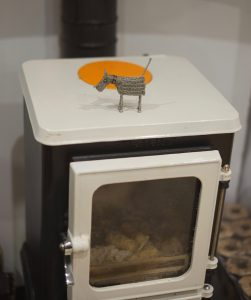 Tiny wood stove special offer for Salamander stoves