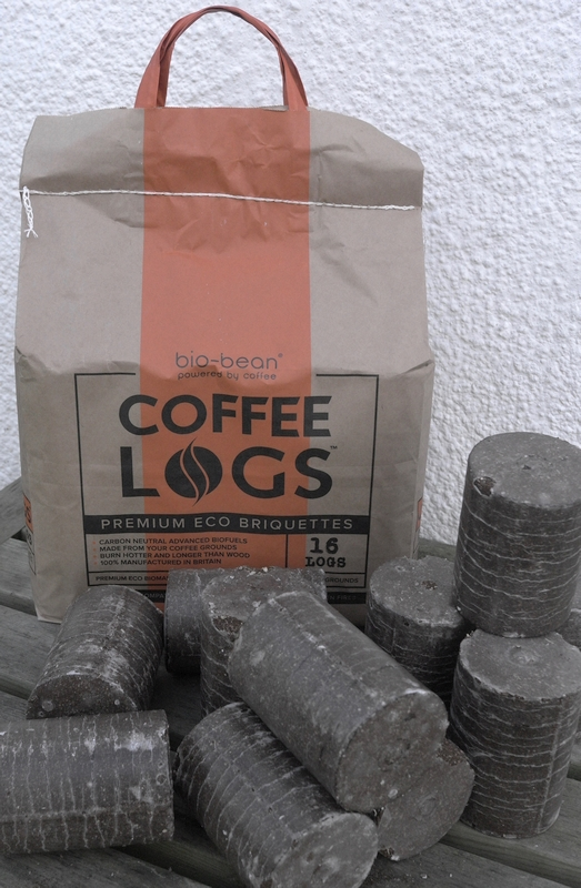 Woodfuel Online Review No 9 Bio Bean Coffee Logs