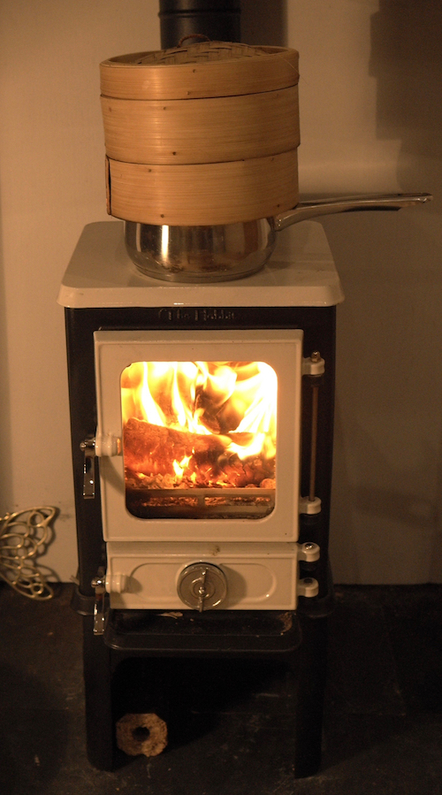 Tiny wood stove special offers for Salamander stoves
