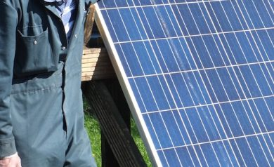 off grid solar power kit