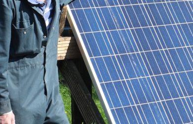 off grid solar power kit