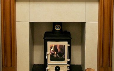 small fireplace then you need a small stove called the Hobbit