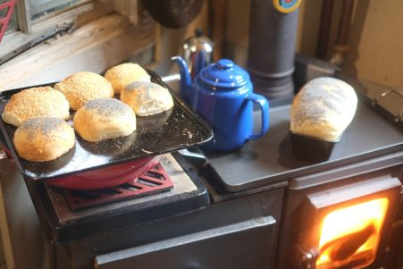 The Tiny Cook Stove from Salamander Stoves