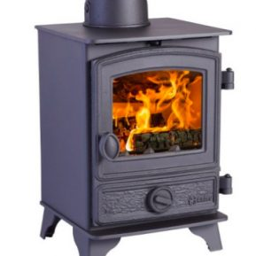 small steel stoves
