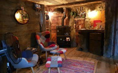 The Tiny Range in Kent Cottage Holidays
