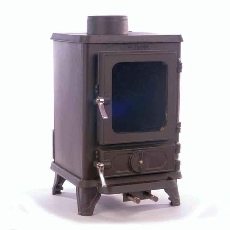 small stove air intake