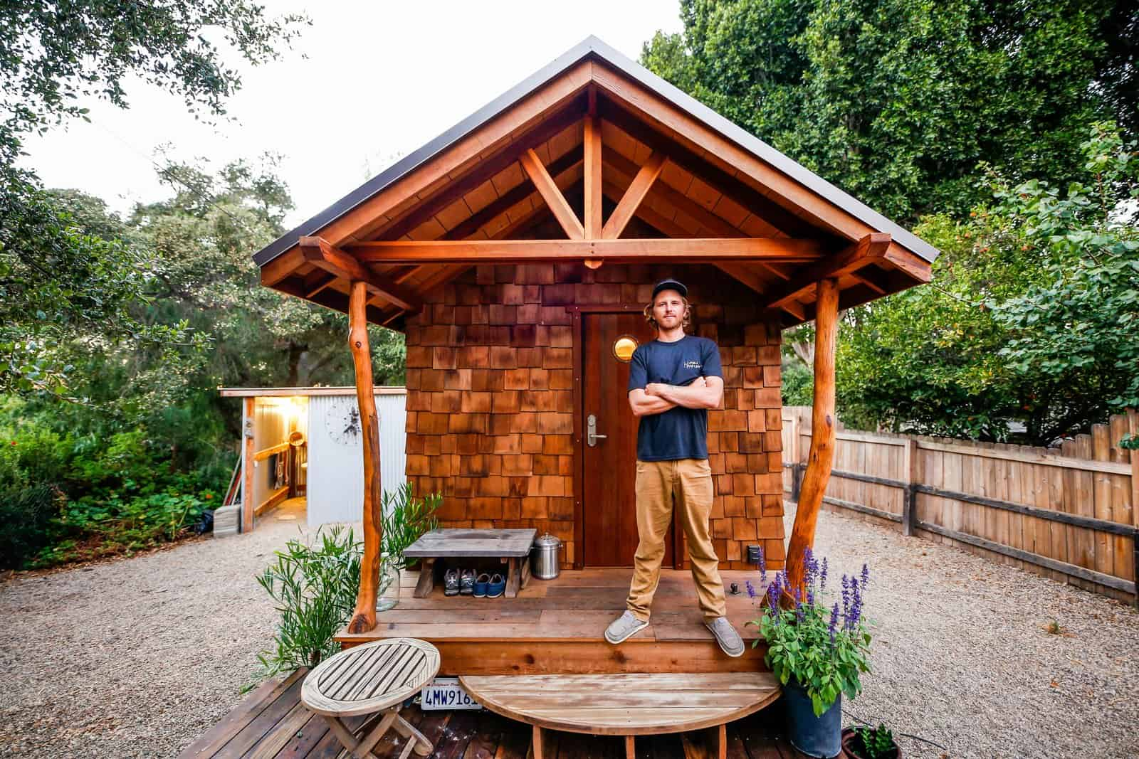 Handmade Tiny Homes and Camper Vans