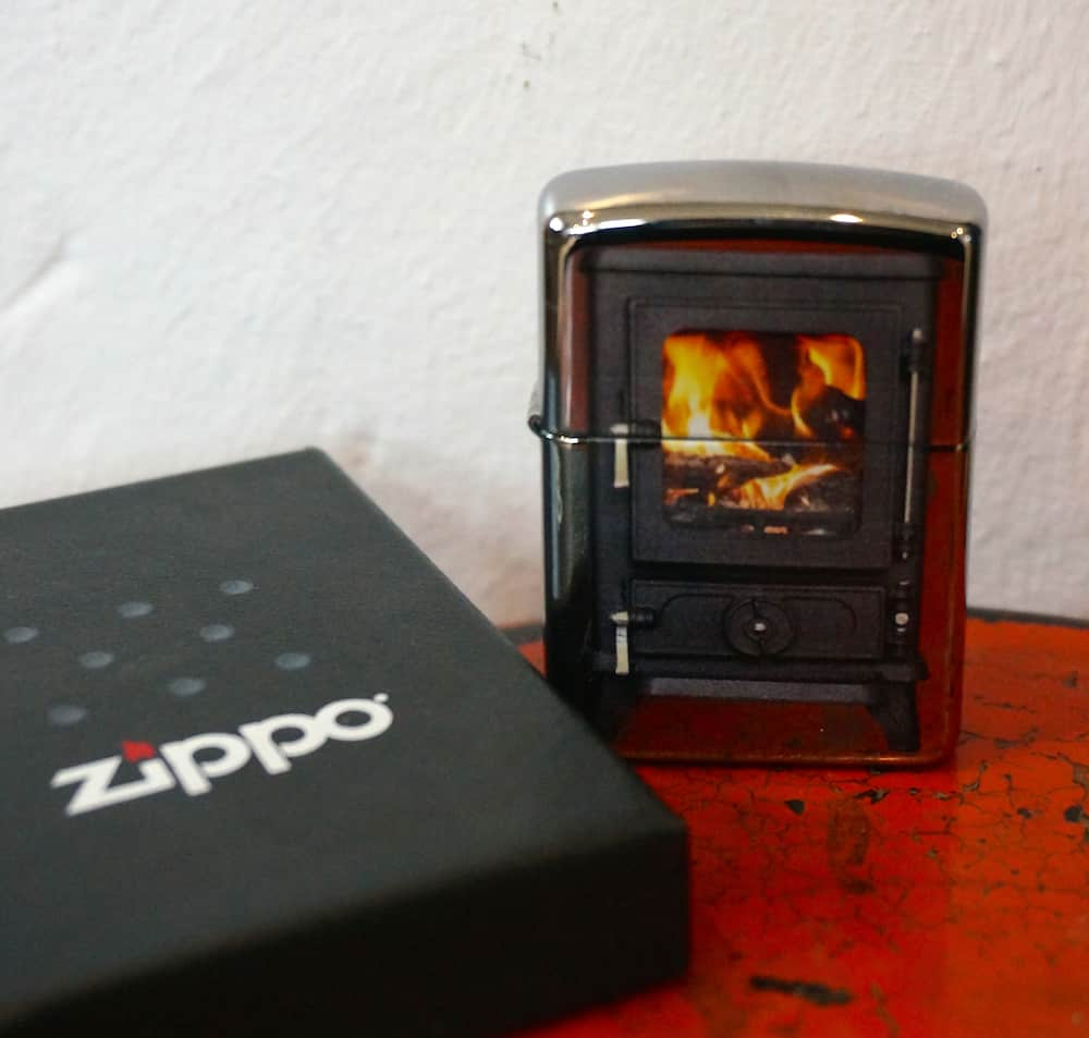 Limited Edition ZIPPO Lighter