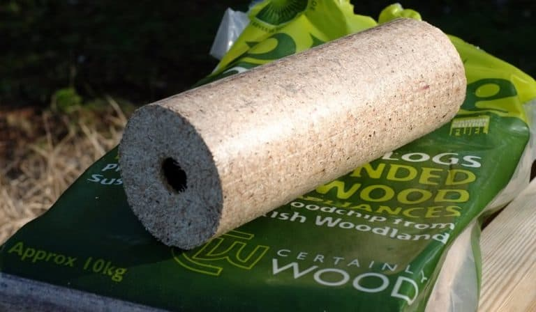 small stove eco log review