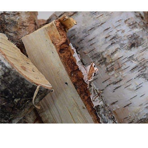 Wood fuel Review No.7 – Birch logs