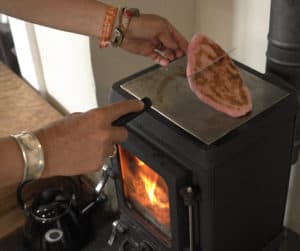 small wood cook stove