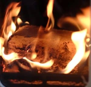 logs online, a wood fuel review of the sawdust logs from saurida