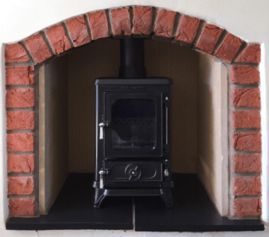 Do you have a small fireplace? Do you want a stove but cannot find one that fits? Look no longer…you have found it!
