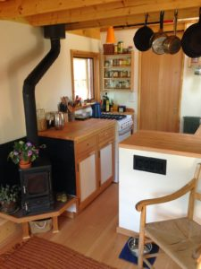 Small Stoves in Small Spaces and Tiny Homes