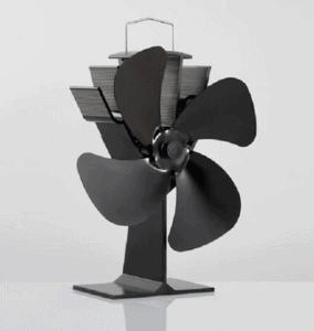 small stove stove fan