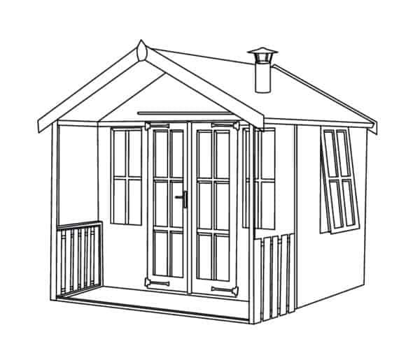 Summer House Flue Kits