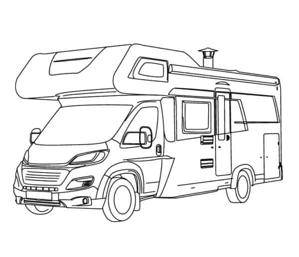 Van or RV Flue Kits