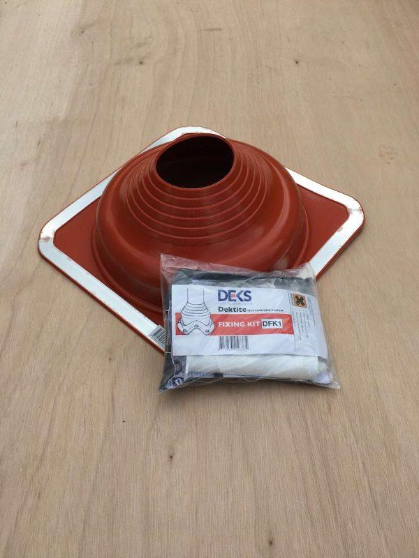 Silicone Flashing and Fixing Kit
